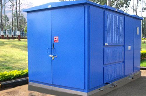 Unitised Substations - Crompton Greaves Ltd , Plot No 1, Goa