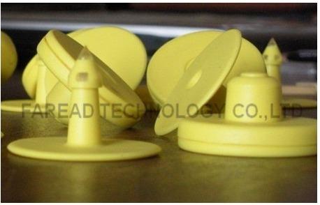 UHF 860-960mhz RFID Button Ear Tag