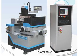 CNC Wire EDM Machine