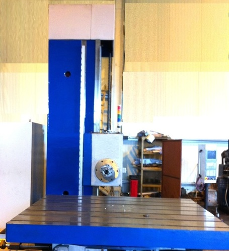 Optimum Performance Boring Mills Titan 125 CNC