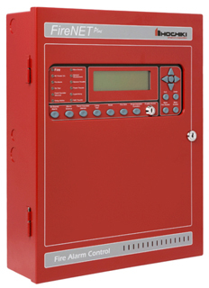 Fire Alarm Control Panel in  Flatted Factory Complex (Okhla)