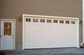 Modern Garage Gate