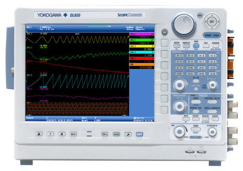 Precise Oscilloscope Cum Recorder (Scopecorder)