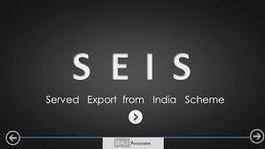 Seis Services (Service Exports From India Scheme)