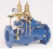Self Actuated Control Valves