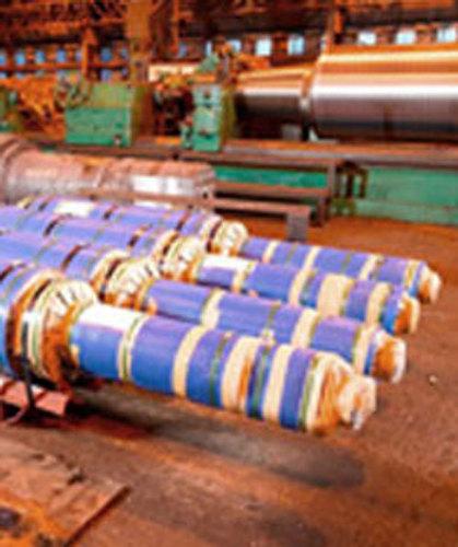 Cast Steel Roll - Gontermann-Peipers (India) Ltd , German