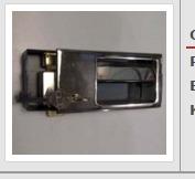 Sliding Cupboard Lock (Cabinet Lock)