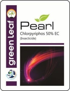Chlorpyriphos 50% Ec Insecticide