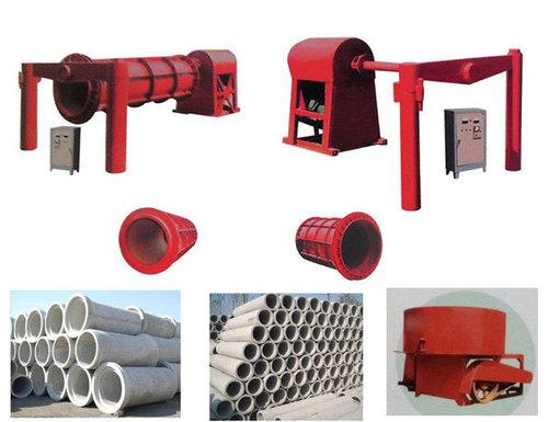 Xg Series Concrete Pipe Making Machine