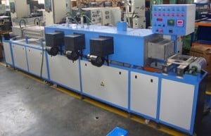 Continuous Microwave Sintering Furnace Microheat C