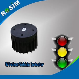 Hottest Wireless Traffic Signal Light Sensor For Replace Loop Detector