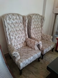 Wing Chairs/High Back Chair