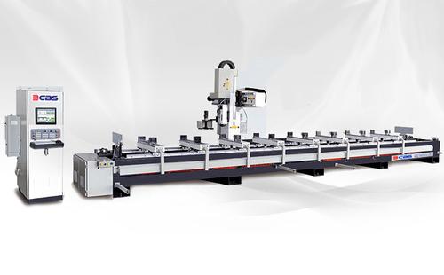 Three-Axis CNC Profile Machining Center