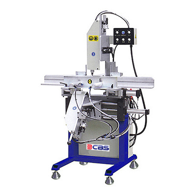 uPVC Window Water Slot Milling Machine
