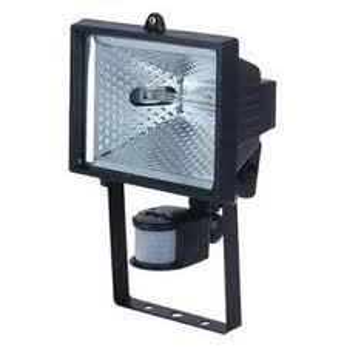 Pir Motion Sensor For Light Control (With Halogen Lamp)