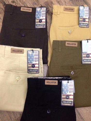 Hollister Cotton Pants