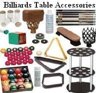 Billiards Table Accessories
