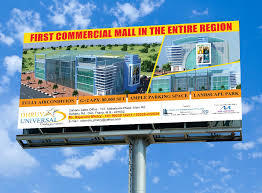 Business Hoardings Designing Service
