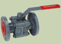 C.I. Three Piece Valves Flanged End And Screwed End in  Dariyapur