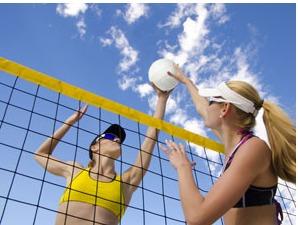 Beach Volleyball Nets