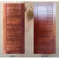 Attractive Solid Door