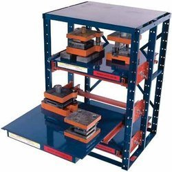 Die Mold Storage Rack