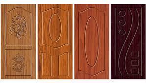 Elegant Design Membrane Door