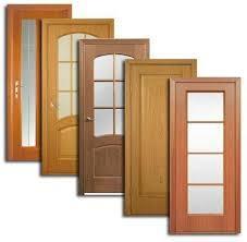 Elegant Design Wooden Door