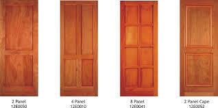 Excellent Finish Solid Door