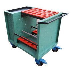 Heavy Duty Tool Storage Trolley