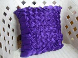 Cozy Satin Cushion