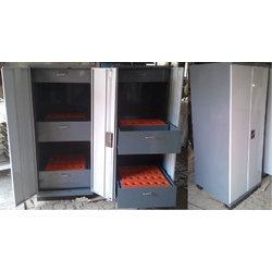 Durable Machine Shop Cabinet