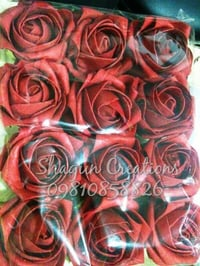 Fourwalls Artificial Rose Flower Bunches