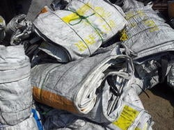 Used Jumbo Bags From Tyre Factory