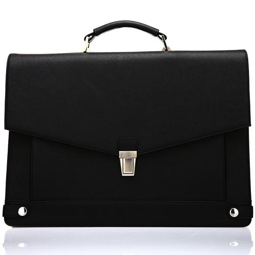 PU Leather Briefcase
