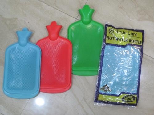 Rubber Hot Water Bottle True Care