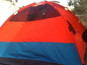 Backpacking Light-Weight Family Dome Tent