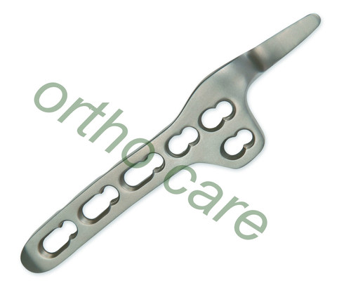 Locking Clavicle Hook Plate