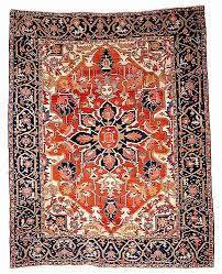 Persian Carpets in  Cotton Pet