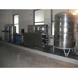 Turnkey Mineral Water Project Service