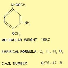 3-AMINO-4-METHOXY ACETANILIDE (MD-18)
