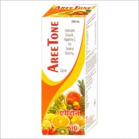 Areetone Syrup (Iron Calcium Supplements)