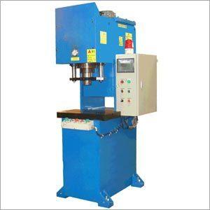 50 Ton C Frame Hydraulic Press in  Nit
