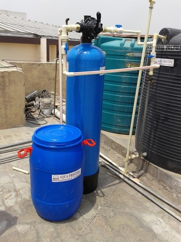 Domestic Water Softener in  6-Sector