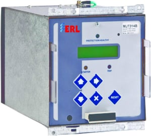 Numerical Self Powered Overcurrent Protection Relay