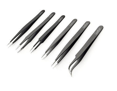 Anti-Static Esd Tweezers Set