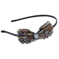 Classy Handcrafted Beaded Hair Jewellery Hair Band