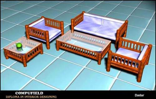 Standard Sofa and Center Table Sets