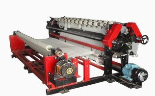 Accu - Fabric Slitter Rewinder Machine