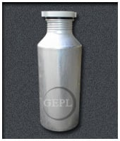 Wide Broad Outer Aluminium bottles